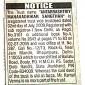 AMS notice address change